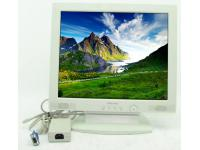 "Planar PL170M 17"" White LCD Monitor - Grade B"