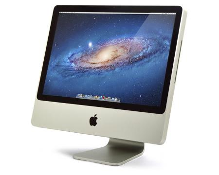 "Apple iMac A1224 20.1"" Intel Core 2 Duo (E8135) 2.66GHz 2GB DDR2 500GB HDD - Grade A"