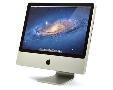 "Apple iMac A1224 20"" AiO Core 2 Duo (P7350) 2.0GHz 2GB Memory 160GB HDD - Grade B"