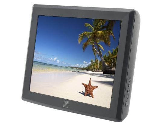 "Elo 1229L 12"" Touchscreen LCD Monitor - Grade A - No Stand"