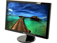 "Asus VE247H 24"" Black LED LCD Monitor - Grade C"
