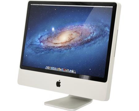 "Apple iMac A1225 24"" AiO Computer Intel Core 2 Duo (T7700) 2.4GHz 2GB DDR2 320GB HDD - Grade B"