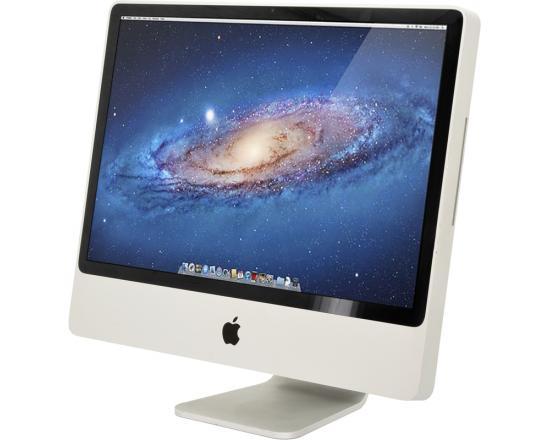 """Apple iMac A1225 24"""" Intel Core 2 Duo (T7700) 2.4GHz 2GB DDR2 500GB HDD"""