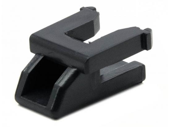 Toshiba DKT-2000/3000 Series Charcoal Cradle Clip (Wall Mount Clip)