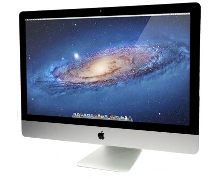 "Apple  iMac A1419 27"" AiO Computer Intel Core i7 (3770) 3.4GHz 8GB DDR3 1TB HDD - Grade B"