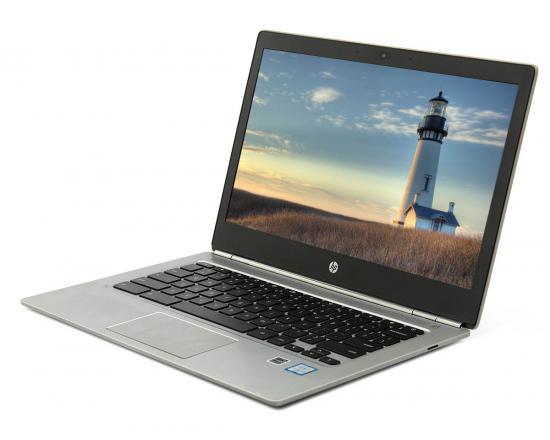 """HP Chromebook 13 G1 13"""" Laptop Intel Core M5 (6Y5Y) 1.1 GHz 8GB DDR3 32GB SDD - Grade C"""