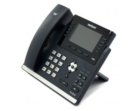 Yealink T46G Ultra-Elegant Gigabit IP Phone Verizon
