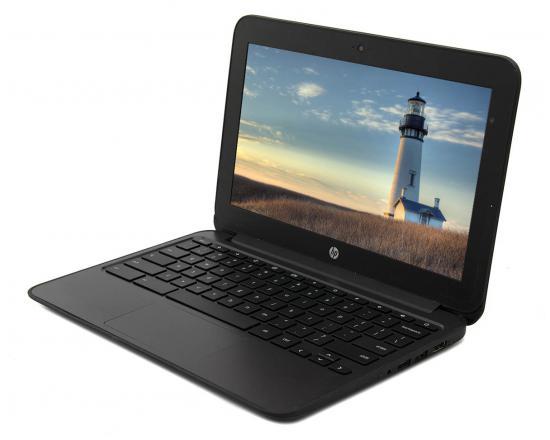 """HP Chromebook 11 G4 11.6"""" Laptop Intel Celeron (N2840) 2.16GHz 4GB DDR3 16GB SSD - Grade C"""