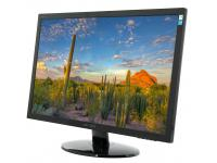 "Hanns-G HE245DPB  24"" Widescreen LED LCD Monitor - Grade A"