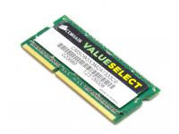 Corsair 4GB DDR3 1333 (PC3-10600) Laptop RAM (CMSO8GX3M2A1333C9)