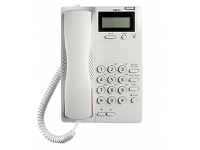 NEC AT-50 Single Line Analog Display Phone - White