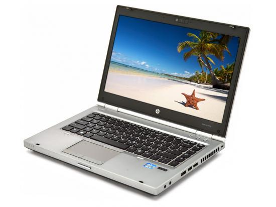 "HP Elitebook 8470p 14"" Laptop i5-3320M - Windows 10 - Grade B"