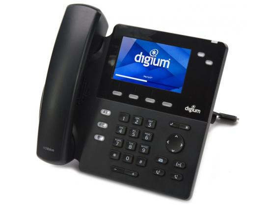 Digium D60 Black IP Display Phone (1TELD060LF) - Grade B