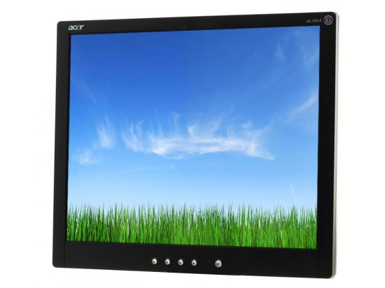 "Acer AL1914 19"" Black LCD Monitor Grade B - No Stand"