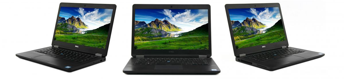 Dell Latitude E5470 3D View