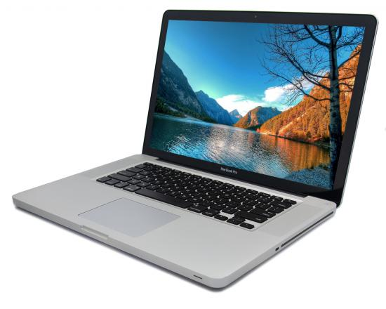 "Apple A1398 MacBook Pro 15"" Laptop Intel Core i7 (4770HQ) 2.2GHz 16GB DDR3 256GB SSD - Grade C"