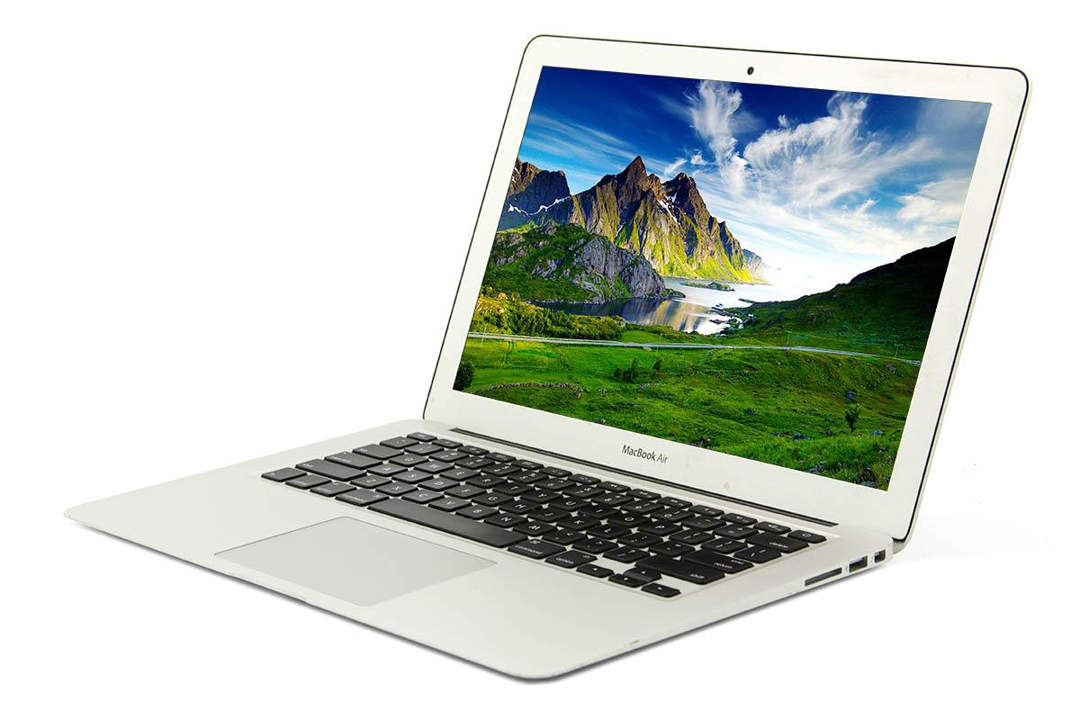 "Apple MacBook Air A1 1"" Laptop Intel Core i1 (1U) 1.1GHz 1GB DDR1  121GB SSD from PCLiquidations"