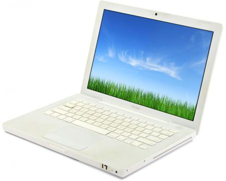 "Apple A1181 Macbook 5,2 13"" LCD Core 2 Duo (P7450) 2.13GHz 2GB DDR2 160GB HDD - Grade B"