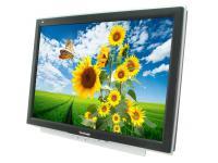 "ViewSonic VX2025WM 20.1"" Widescreen Black LCD Monitor - Grade B - No Stand"