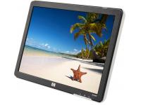 """HP  W1907 19"""" Widescreen Black/Silver  LCD Monitor - Grade B - No Stand"""