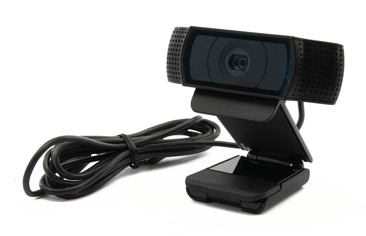 Logitech C920 Hd Pro Usb Webcam Grade A