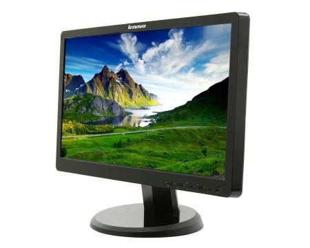 "Lenovo D185wA 18.5"" LCD Monitor - Grade A"