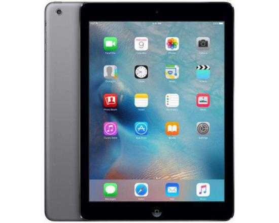 """Apple iPad Air A1474 9.7"""" Tablet 32B - Space Gray - WiFi Only"""