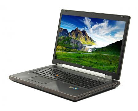"""HP Elitebook 8760w 17"""" Laptop Intel Core i7 (2920XM) 2.5GHz 4GB DDR3 320GB HDD"""