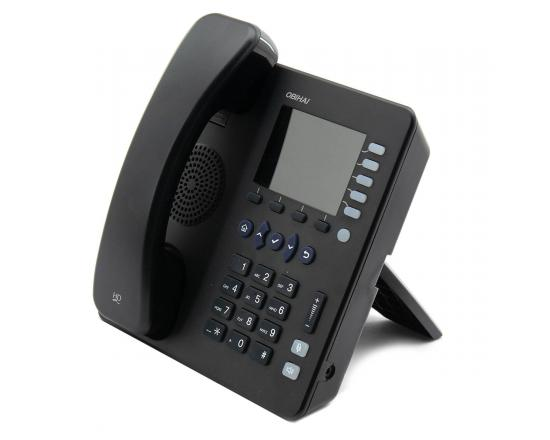 Obihai 1022 Black Gigabit IP Display Speakerphone - Grade A