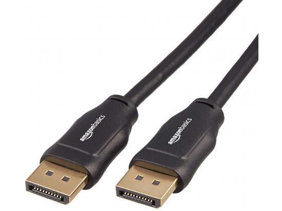 AmazonBasics DisplayPort to DisplayPort HD Display Cable - 10 Ft