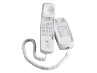 Cetis H2000 White Analog Disposable Phone