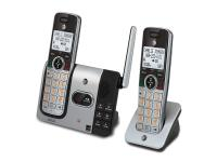 AT&T CL82214 DECT 6.0 Expandable Cordless Phone - 2 Handsets - New