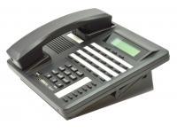 Comdial SCS Impact 8324SJ-FB Grey Display Speakerphone w/ Headset Jack - Grade A