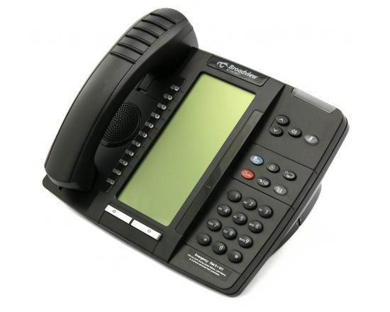 Mitel 5320 Dual Mode IP Display Phone (50006781) - Broadview Branded - Grade A