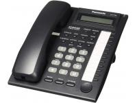 Panasonic KX-T7730-B Black Display Speakerphone - Grade A