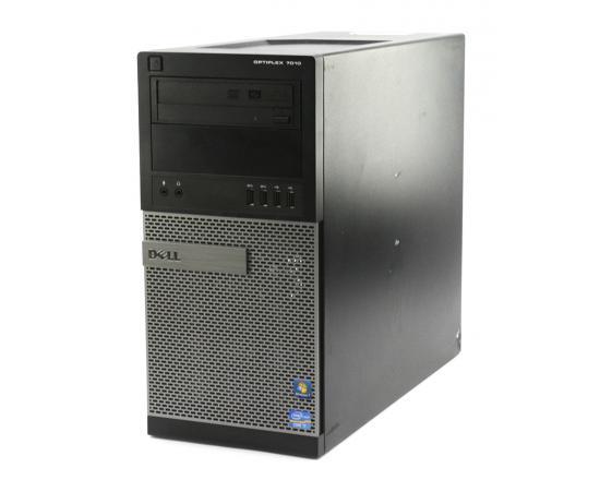 Dell Optiplex 7010 Mini Tower Intel Core i5 (3570) 3.4GHz 4GB DDR3 250GB HDD - Grade B