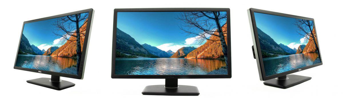 Dell U2713HM Monitor 3D View