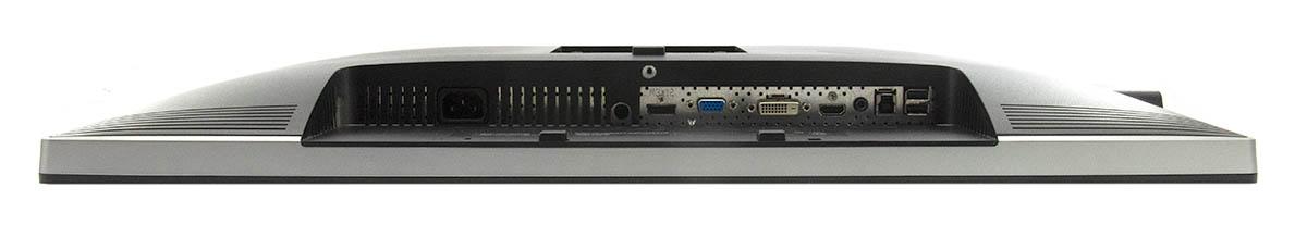Dell U2713HM Monitor Interface View