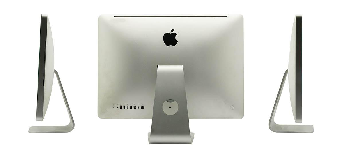 Apple iMac A1311 Interface View