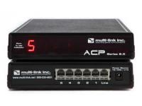 Multi-Link ACP-500 CO Line Sharing 5-Port Call Router - New