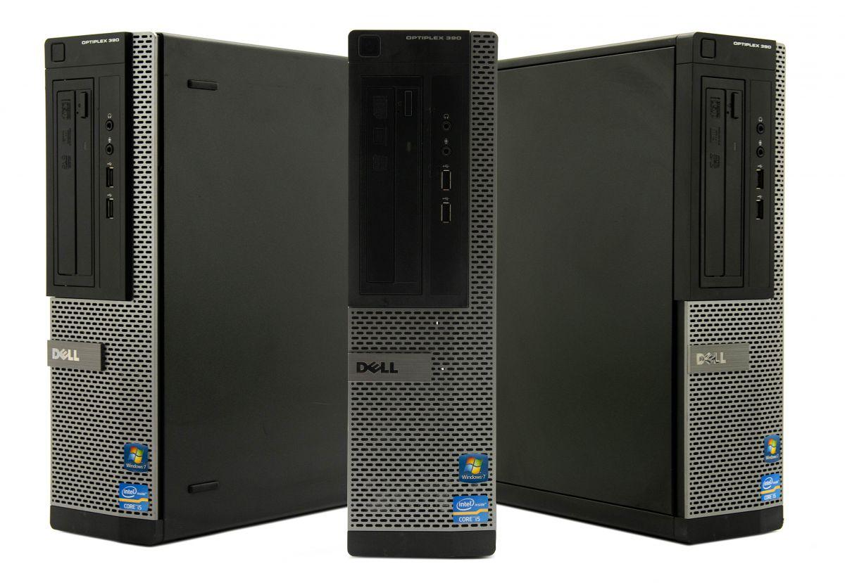 Dell OptiPlex 390 Computer 3D View