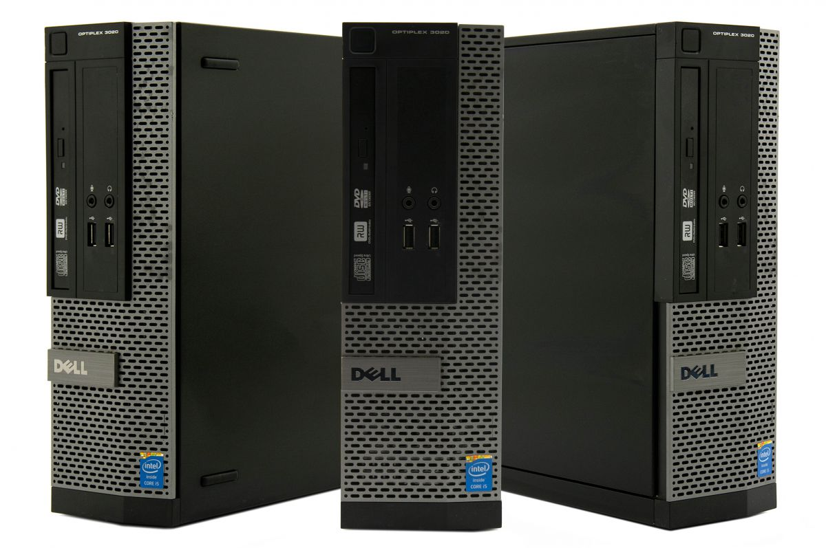 Dell OptiPlex 3020 Computer 3D View