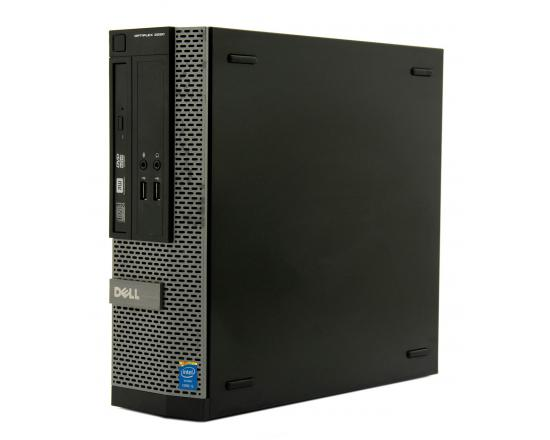 Dell OptiPlex 3020 SFF Computer Intel Core i5 (4570) 3.2GHz 4GB DDR3 250GB HDD - Grade B
