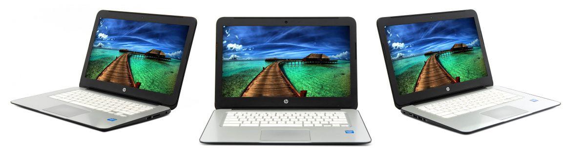 HP Chromebook 14 3D Views