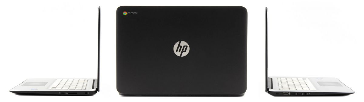 HP Chromebook 14 Expanded View