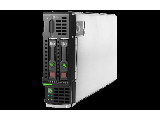 HPE ProLiant BL460c G8 Blade Server (2x) Xeon Core E5 (2620 v2) 2.1GHz