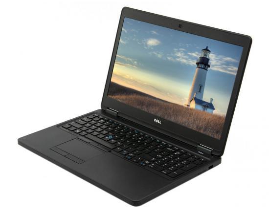 """Dell Latitude E5550 15.6"""" Laptop Intel Core i5 (5300u) 2.30GHz 4GB DDR3 320GB HDD - Grade C"""