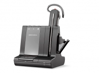 Plantronics Savi 8245-M Office DECT Convertible Wireless Monaural Headset - Microsoft