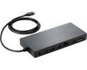 HP USB-A/C Docking Station - New