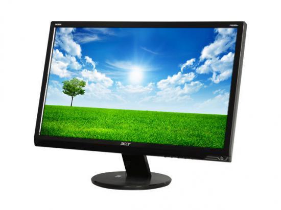 "Acer P235H 23"" Widescreen LCD Monitor - Grade C"